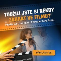 Stante se filmovou hvezdou! Casting novych clenu 3.3. 2015